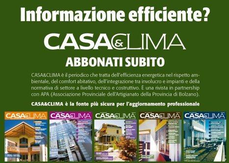 ACADEMY - CASAetCLIMA | Efficienza energetica | Greenbuilding | Architettura sostenibile | l'eco-sostenibile | Scoop.it