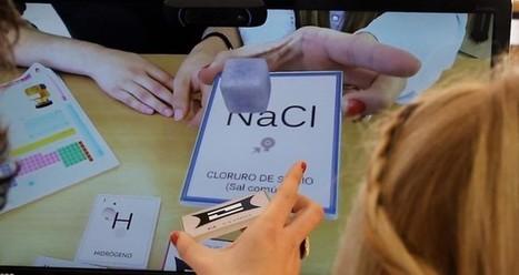 AR Chemistry, una aplicación de Realidad Aumentada para el aula | RealidadAumentada.me | Realidad aumentada en el Aula de Ciencias | Scoop.it
