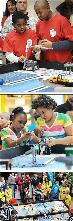 Students compete in FIRST LEGO League robotics contests | Robots and Robotics | Scoop.it