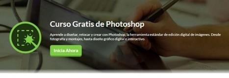 Curso gratuito de Photoshop, en español y con clases en vivo | Recull diari | Scoop.it