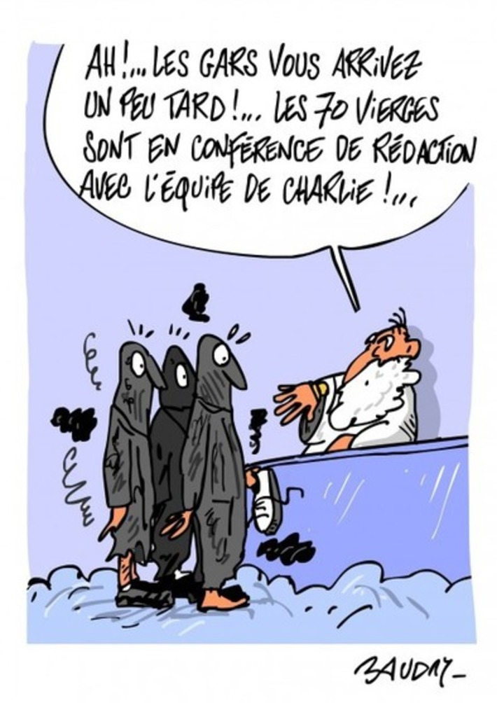Trop tard | Baie d'humour | Scoop.it
