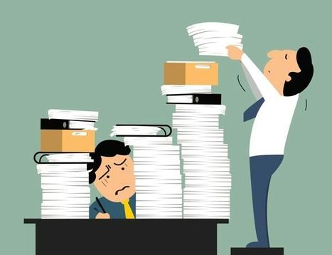 Comment connaître la charge de travail autrement qu'en nombre d'heures? | RH, emploi & territoires | Scoop.it