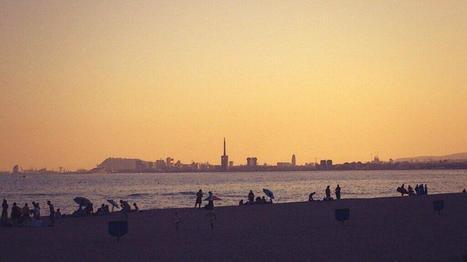 Twitter / toni_urbano: Lovely Barcelona Skyline!! ... | Barcelona Tipzity | Scoop.it