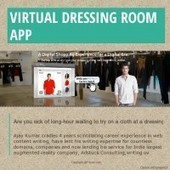 Infographic: Virtual  Dressing Room App | infogr.am | Virtual Dressing Room App | Scoop.it