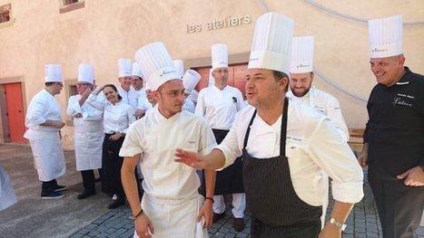 La gastronomie alsacienne à la conquête du monde - France 3 Alsace | Alsace Actu | Scoop.it