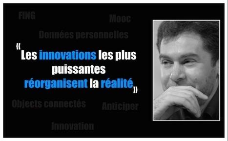 Daniel KAPLAN, anticiper les mutations numériques | Le métier de community manager | Scoop.it