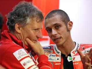 Rossi: Shoulder pain still a big factor   Ducati & Italian Bikes   Scoop.it