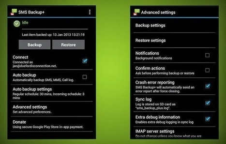 How To Restore Deleted SMS On Your Android Phone « Tricks For You   Andriod   Scoop.it