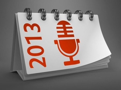 Top 10 podcasting news highlights from 2013 | Social Media News | Scoop.it
