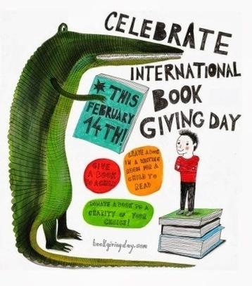 "Celebrar o ""International Book Giving Day"" | Pelas bibliotecas escolares | Scoop.it"