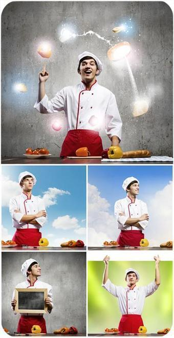 Chef - Stock photo | DesignFeed | Scoop.it