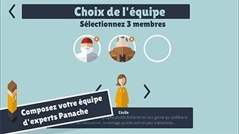 Protection de l'environnement avec Panache Expedition   Innovating serious games   Scoop.it