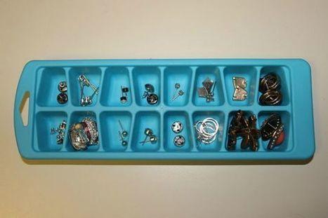 Idee creative: 10 modi per riutilizzare le vaschette del ghiaccio | Italica | Scoop.it