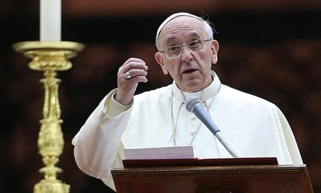 Pope warns we're all heading towards 'disintegration and death' | Peer2Politics | Scoop.it