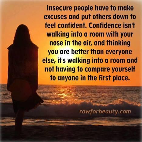 Be Confident in Yourself | Wellness Life | Scoop.it