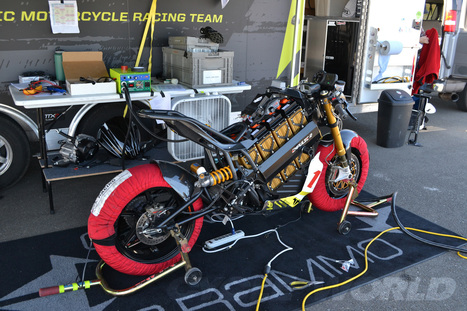AFM Allows Electric Motorcycles to Compete- Racing News – Cycle World | Brammo Electric Motorcycles | Scoop.it