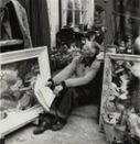 Ivon Hitchens produced paintings in a caravan for 40 years - Caravan Times | Diverse Eireann- Sports music arts heritage and travel | Scoop.it