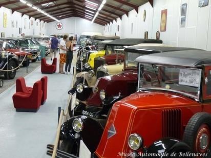 Accueil - Musée Automobile de Bellenaves | Dans l'Allier | Scoop.it