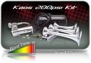 Air Horns, Electric Horns, Novelty Horns, Train Horn Kits - Trigger Horns | Hot Rod Parts | Scoop.it