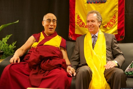 The Derby City Embraces 'Compassion' With Dalai Lama's Teaching | Empathy and Compassion | Scoop.it
