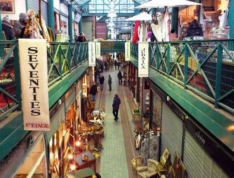 Great antiques at Clignancourt Flea Market – Marché Dauphine ... | les expositions CULTure au Marché Dauphine. | Scoop.it