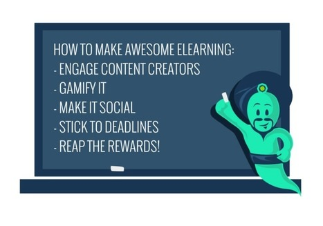 Gamify #eLearning Development to Engage Content Creators #Gamification   (I+D)+(i+c): Gamification, Game-Based Learning (GBL)   Scoop.it