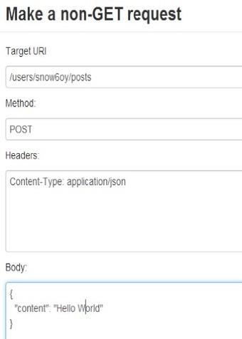 Hello World in Hypermedia Style | nodeJS and Web APIs | Scoop.it