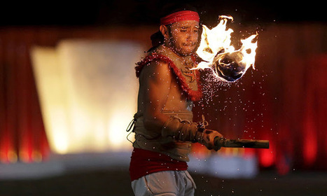 World Indigenous Games 2015: Fireball Hockey known as ''La Batalla'' in Picture | World News | Scoop.it