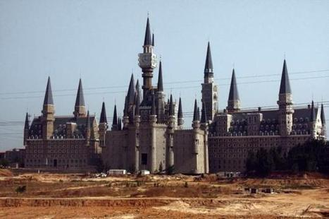 This Chinese university looks suspiciously like Hogwarts | Archivance - Miscellanées | Scoop.it
