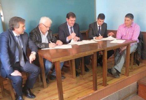 La modernización del regadío de Medrano llevará el riego a 814 fincas | iRiego | Scoop.it