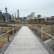 The Most Important Pedestrian Bridge Of Our Time OPENS TODAY In Brooklyn | The Curious World | Scoop.it