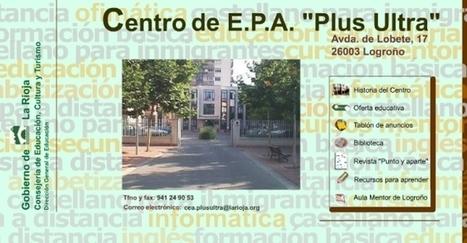 "Centro de EPA ""Plus Ultra"" | Enseñanza Adultos | Scoop.it"