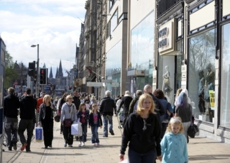 One in five Princes Street shops could soon be empty - Top stories - Scotsman.com | Today's Edinburgh News | Scoop.it