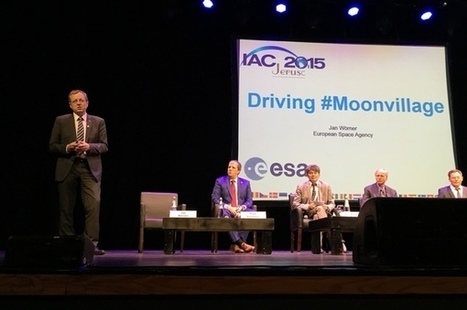 The Space Review: Building a Moon village | Space matters | Scoop.it
