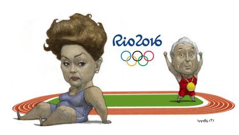 Fin de fiesta: el cierre de los Juegos devuelve a Brasil a su crítica realidad | Saberes en Política | Scoop.it
