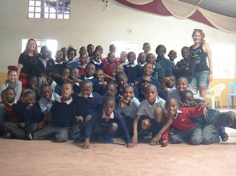 Kenya Troops <3 | Give your hand to serve and heart to love:                                                                         OHS CQUniversity, Quest 1 | Scoop.it