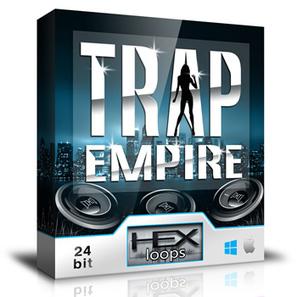 Trap Empire - 5 Construction Kits - Wav MIDI Apple Loops | Hex Loops | dancs | Scoop.it