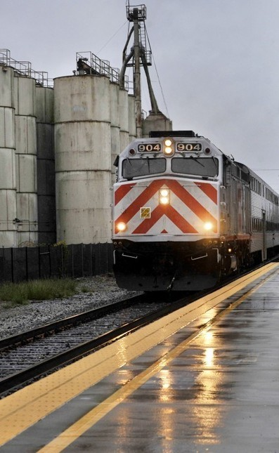 Union Pacific replacing thousands of ties - Gilroy Dispatch | Foundations | Scoop.it