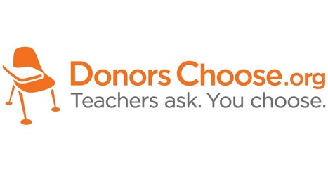 DonorsChoose.org: Teachers ask. You choose. | Game based learning | Scoop.it