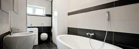 La rénovation énergétique des salles de bain   Conseil construction de maison   Scoop.it