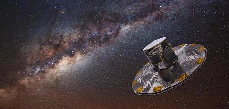 Gaia : le grand inventaire galactique | Bureau de curiosités | Scoop.it