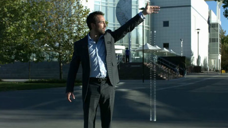 The science behind a slow-motion Slinky - CBC News | Innovations in e-Learning | Scoop.it