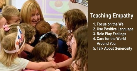 5 Sweet Ways to Nurture Empathy | Purposeful Pedagogy | Scoop.it