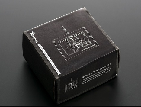 MakerBot to sell limited-edition Adafruit Replicator 2 kit | Graphic Arts & Design Today | Scoop.it