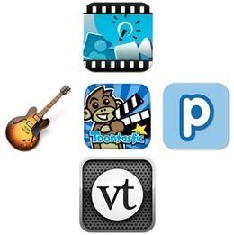 Fresh Uses of 5 Popular Apps | Edtech PK-12 | Scoop.it