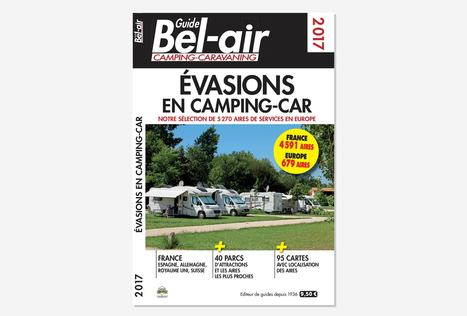 Trouver une aire de service le nouveau guide Bel-air 2017 | Camping-car | Scoop.it