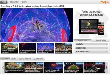 Nuevo récord histórico en RTVE.ES con más de 14,6 millones de usuarios únicos en agosto - RTVE.es | Big Media (Esp) | Scoop.it