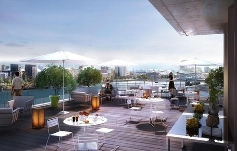 Bordeaux: Le projet de complexe hôtelier Radisson Blu « va faire parler de lui » | Les grands projets de Bordeaux Métropole | Scoop.it