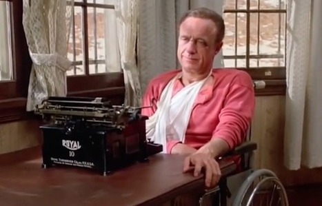 A Clever Supercut of Writers Struggling with Writer's Block in 53 Films: From Barton Fink to The Royal Tenenbaums | Books, Photo, Video and Film | Scoop.it
