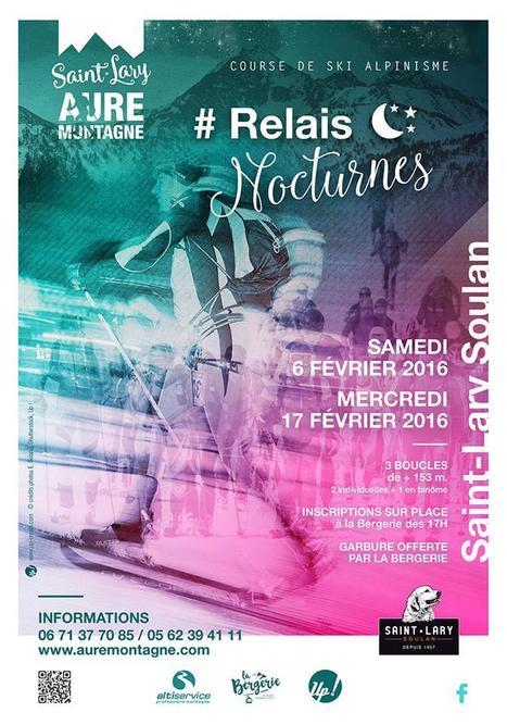 Relais nocturnes de ski à Saint-Lary le17 février | Vallée d'Aure - Pyrénées | Scoop.it